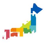 日本地図イメージ